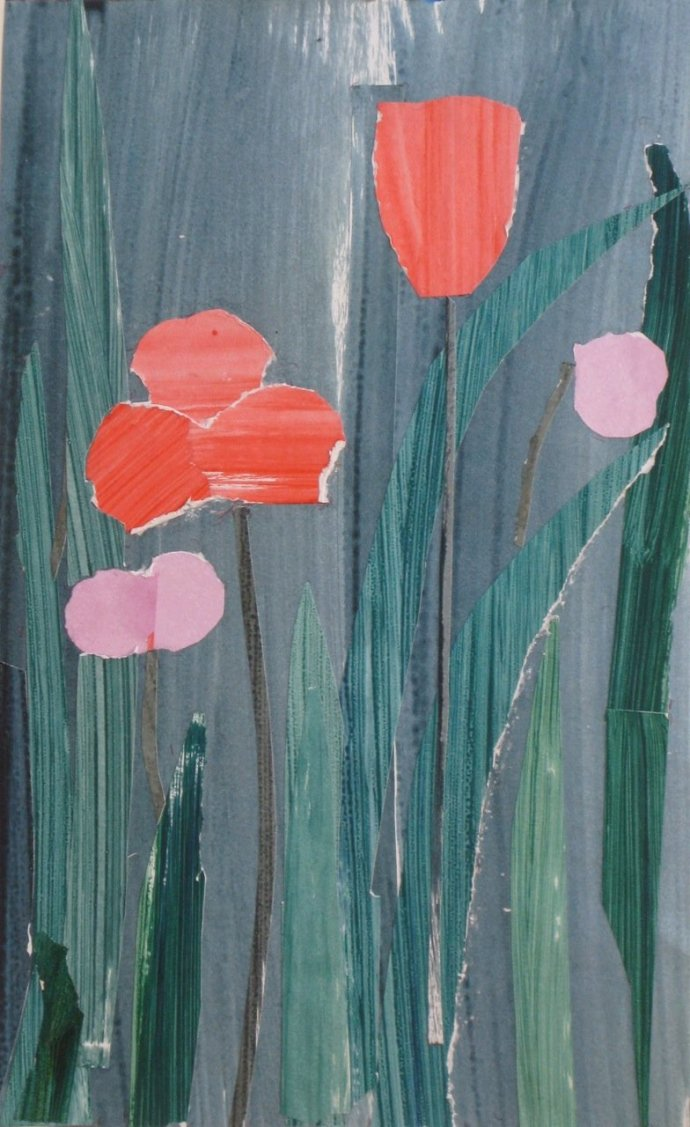 James Farrelly, Iris and Tulip, 2013