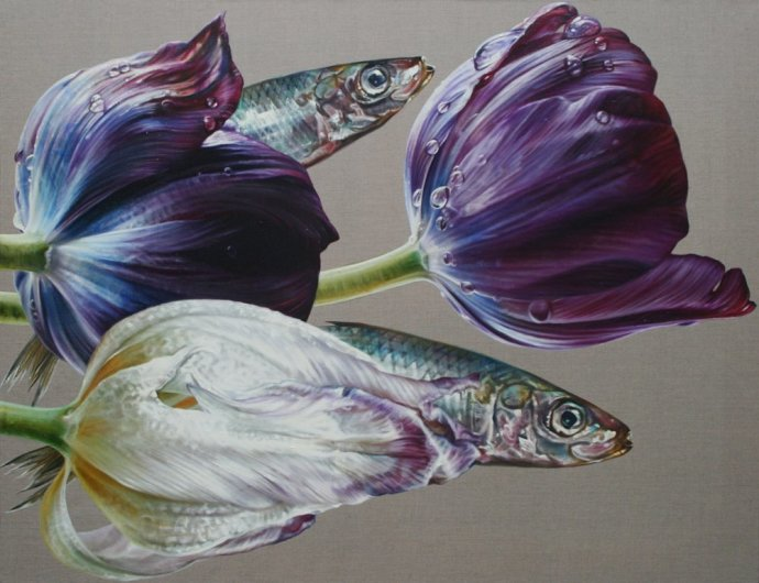 Anne Middleton, Sardine. The Burial of Winter, 2013