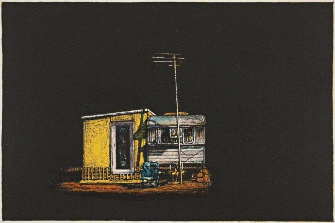 David Frazer, Caravan XIX, 2009
