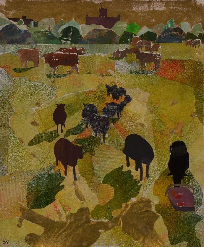 Dione Verulam, Black Sheep in St Albans, 2014