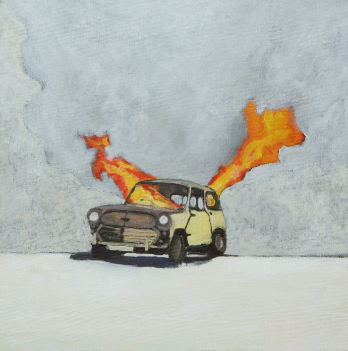 Anastasia Lennon, Mini Fire, 2013
