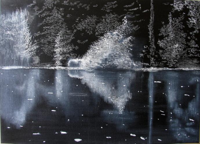 Sheila Clarkson, Reflections 1, 2017