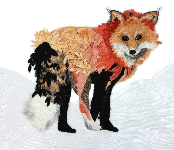Karen Nicol, Fox in the Fall, 2014