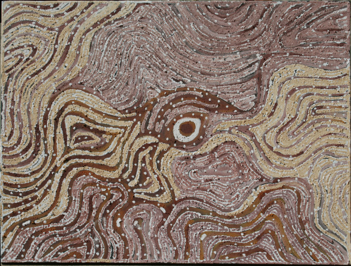 LLoyd Kwilla, KP2558-Bush Fire Series , 2008