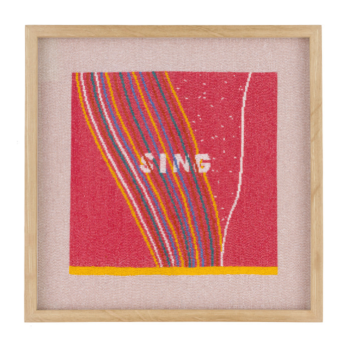 Rose Blake, Sing (If I Were a Bell (Or a Cup)), 2018