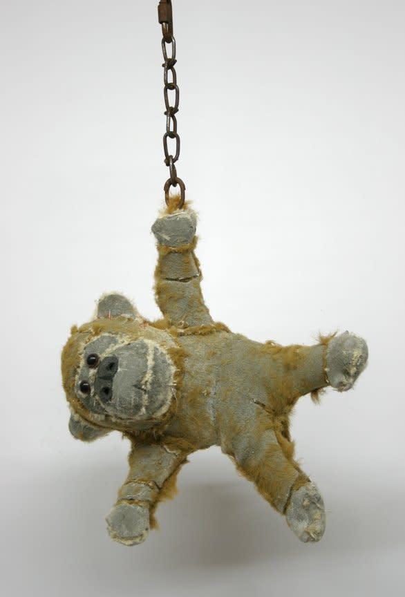 Ross Bonfanti, Hanging Monkey, 2013