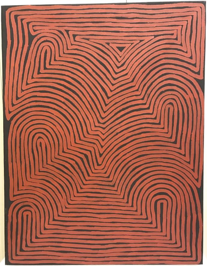 Ronnie Tjampitjinpa, Untitled, 1996