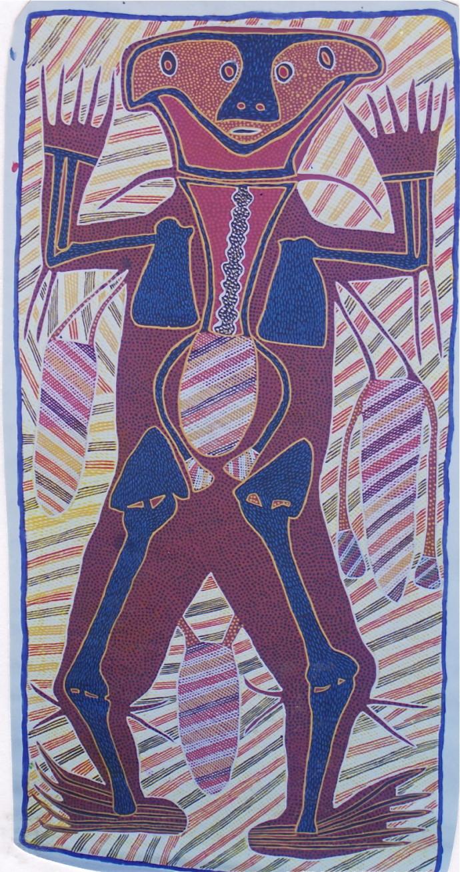 Sambo Barra Barra, Devil Devil Man , 1995/6