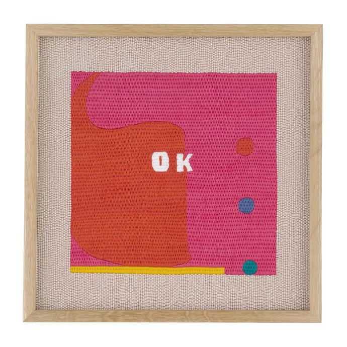 Rose Blake, OK (Three Rich Teas), 2018