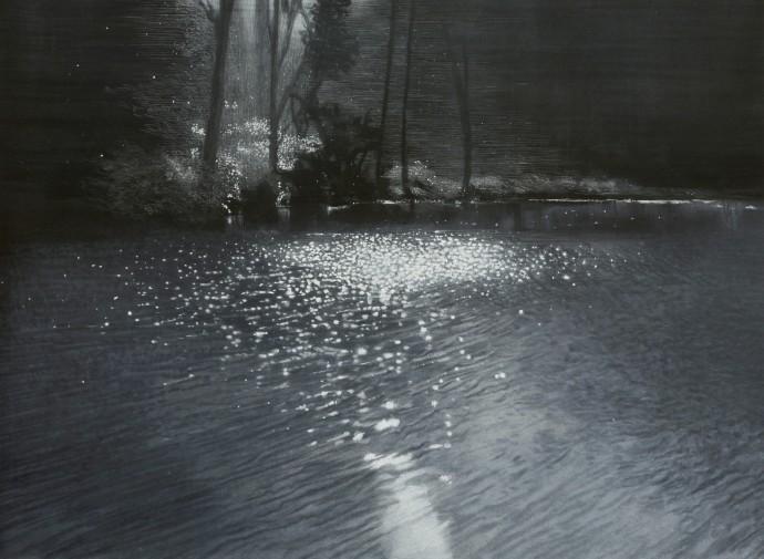 Sheila Clarkson, Water, Air, Light, 2015