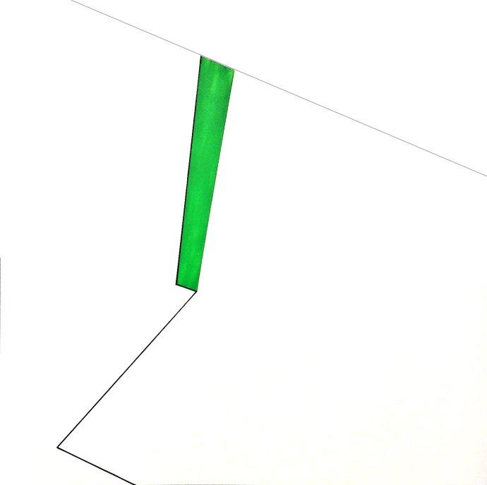 Willie Landels, Composition 030, 2013
