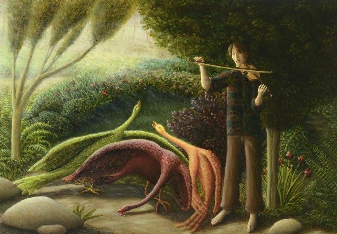 Helen Flockhart, Fiddler, 2015