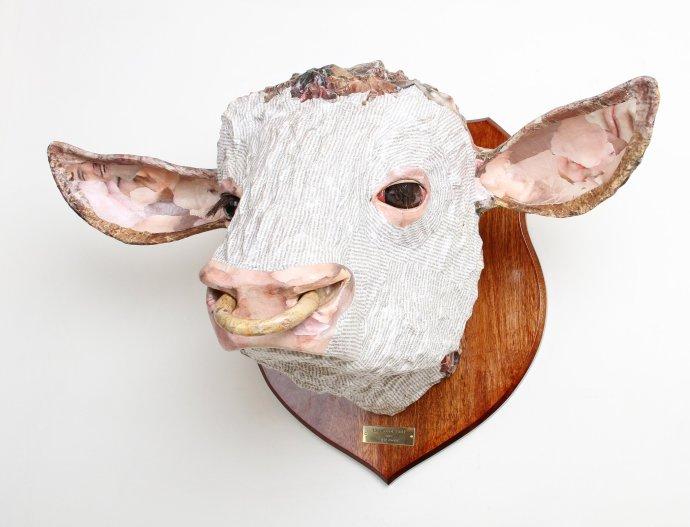 David Farrer, Hereford Bull, 2013