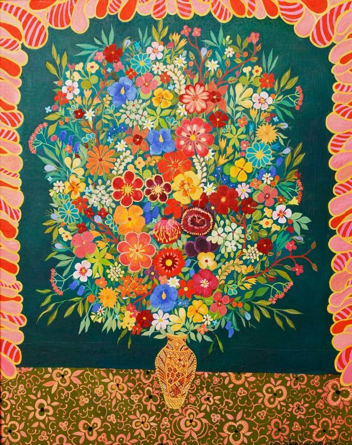 Hepzibah Swinford, The Satsuma Vase, 2013