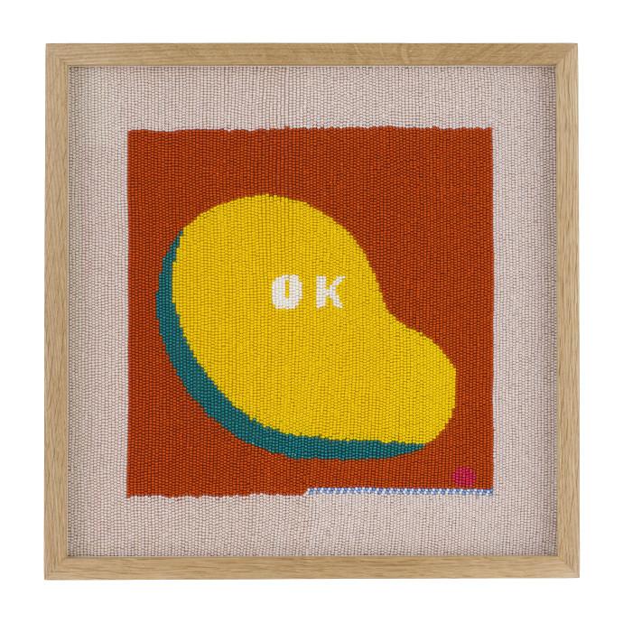 Rose Blake, OK (Mango Season), 2018