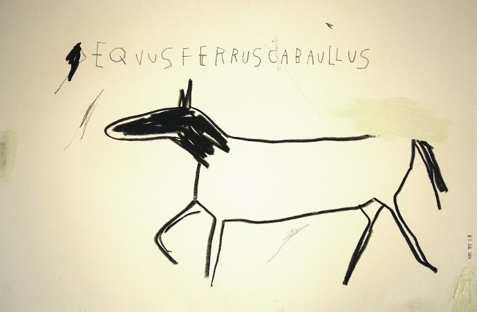 Stephen Anthony Davids, Equus Ferus Caballus II, 2014
