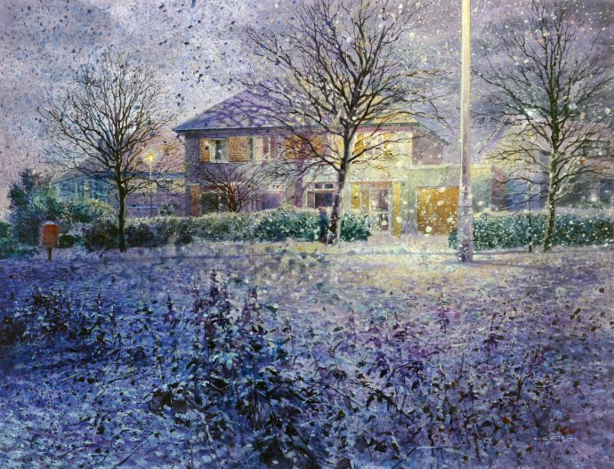 David Forster, Each of his sons wished to have a house after his father's death (Drylaw, Edinburgh), 2012