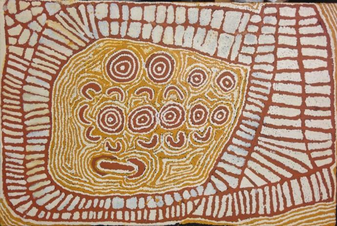 Nanyuma Napangati, Women's Dreaming, 2010