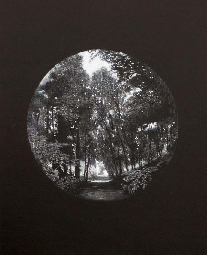 Sheila Clarkson, Miniature World 7, 2015