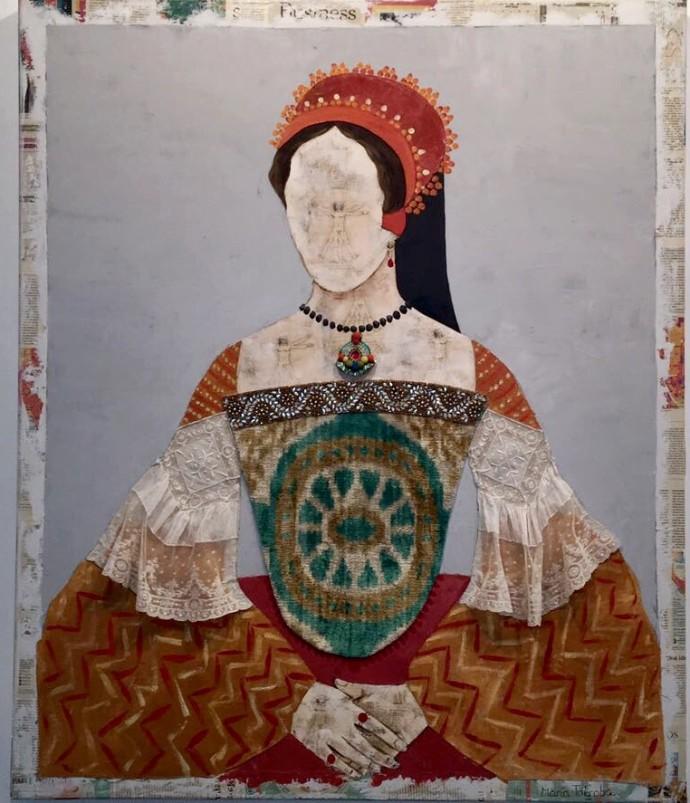 Maria Torroba, Queen Claudia, 2018