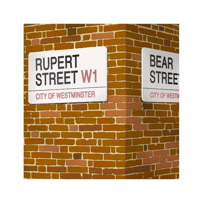 Phil Shaw, Children's Corner (Rupert Bear Street), 2010