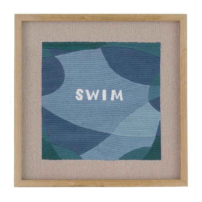 Rose Blake, Swim (Escape), 2018