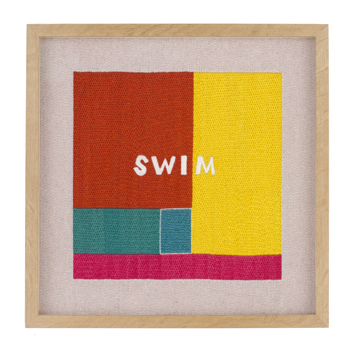 Rose Blake, Swim (Essence), 2018