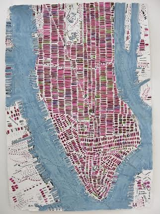 Barbara Macfarlane, Crabapple Manhattan, 2014