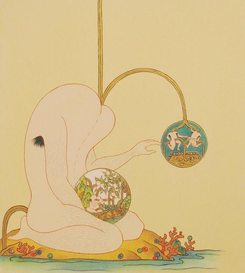 Song-Nyeo Lyoo, Untitled I