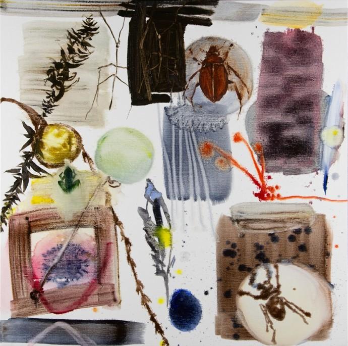 Allyson Reynolds, Float Frond, 2015