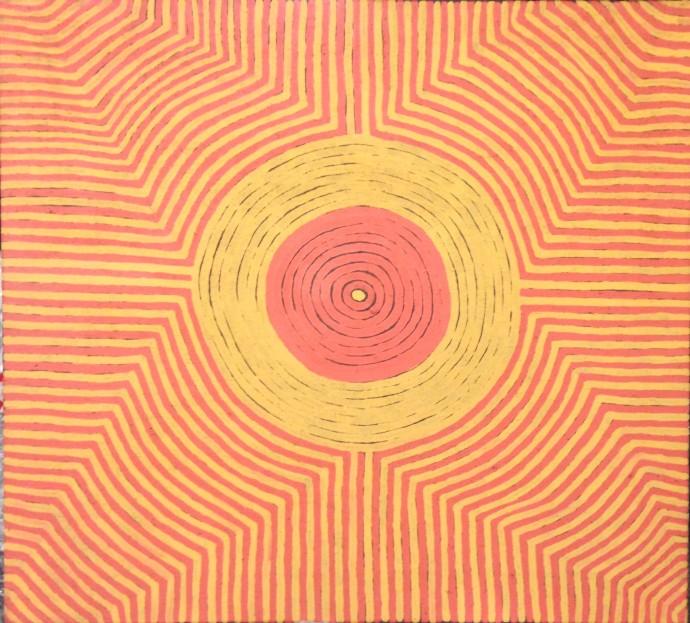 Kenny Williams Tjampitjinpa, Untitled