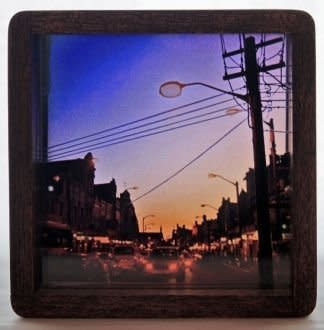 Perran Costi, Skybox - Newtown