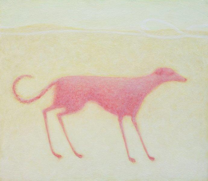 Alasdair Wallace, Pink Hound, 2011