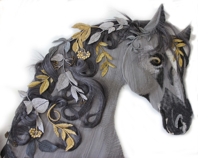 Karen Nicol, Dark Horse, 2014