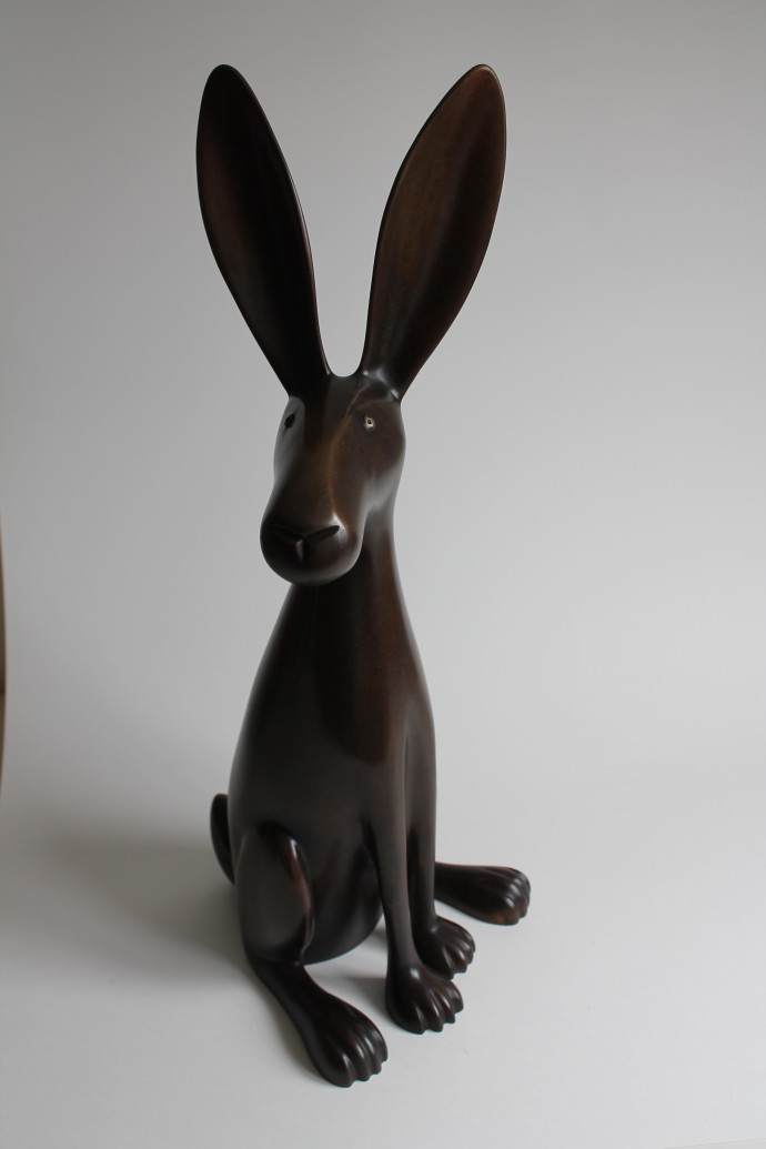 Lucy Casson, Hare, 2017