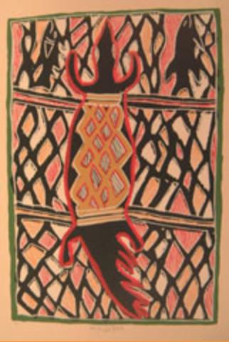 Artist Unknown (Aboriginal), Naapanyara