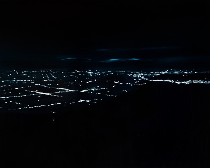 Laurence Jones, Night Study, 2016