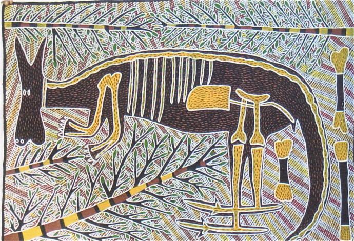 Sambo Barra Barra, The Kangaroo , 1995-96