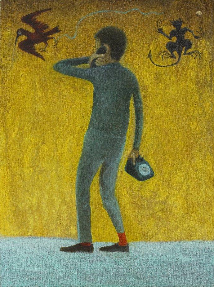 Alasdair Wallace, Red Socks, 2013