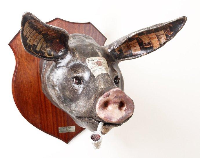 David Farrer, Pig & Pipe, 2013