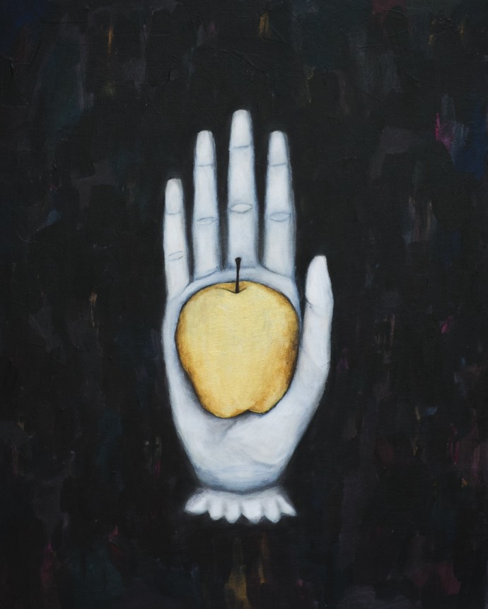 Rebecca Rebouché, The Hand of Eris, 2014