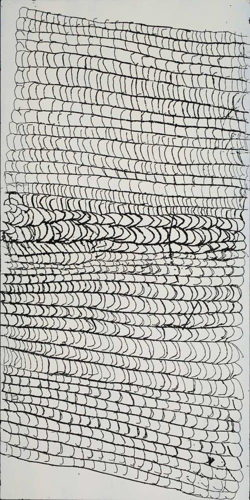 Ngarralja Tommy May, Untitled, 2016