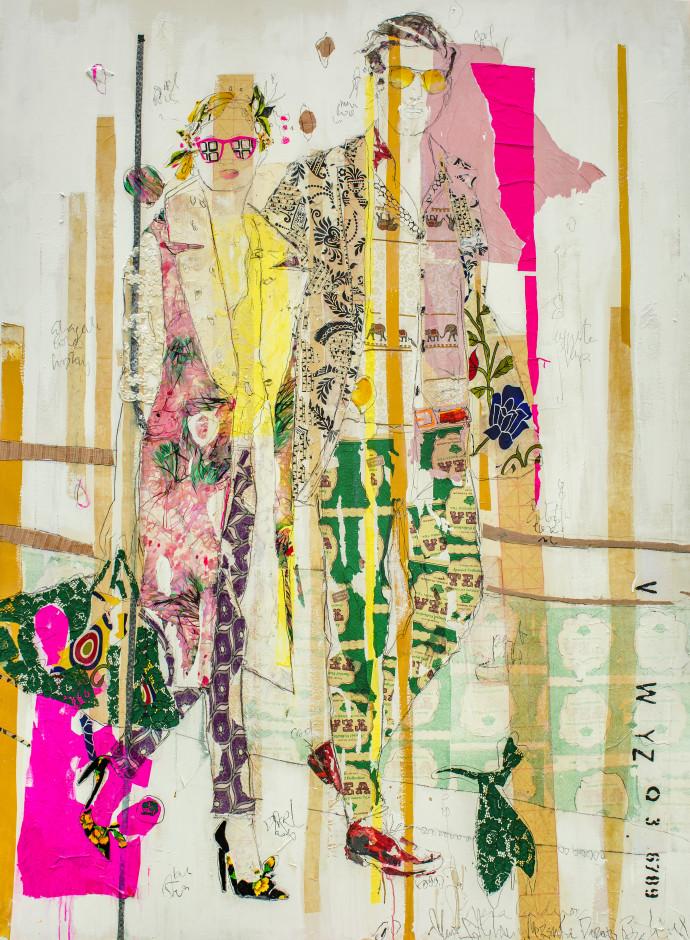 <div class=&#34;artist&#34;><strong>Mersuka Dopazo and Teresa Calder&#243;n</strong></div><div class=&#34;title&#34;><em>Avenida de los Campos</em>, 2017</div><div class=&#34;medium&#34;>paper, fabric and pigment on canvas</div><div class=&#34;dimensions&#34;>210 x 155 cm<br>82 5/8 x 61 1/8 in</div>
