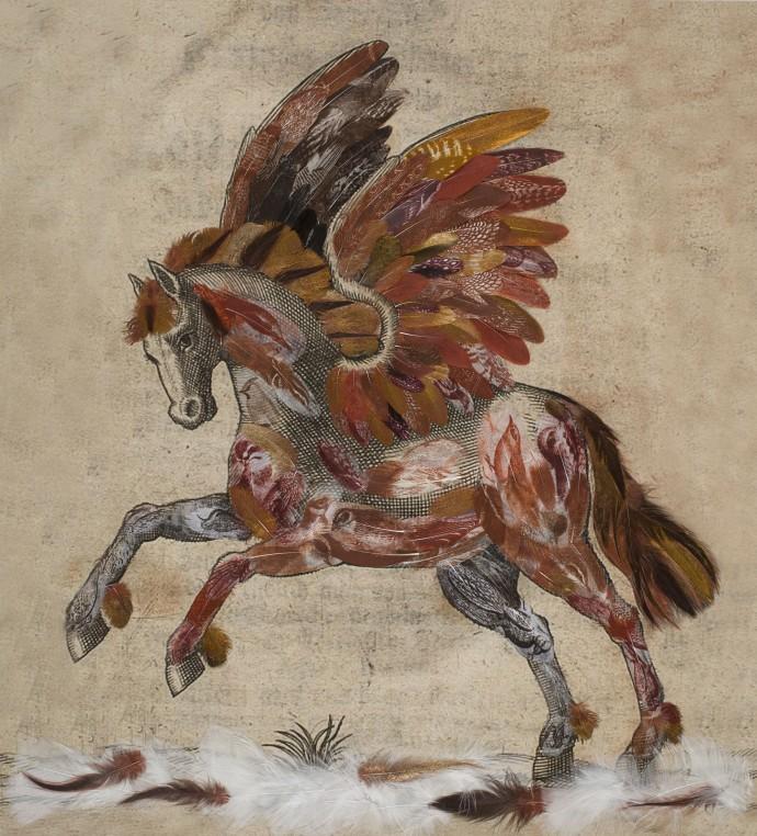Rebecca Jewell, Pegasus, 2014