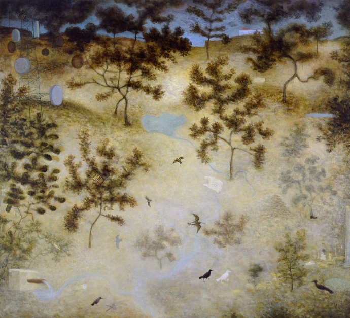 Alasdair Wallace, Source, 2005
