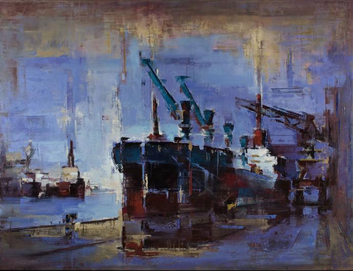 <div class=&#34;artist&#34;><strong>Tilemachos Kyriazatis</strong></div><div class=&#34;title&#34;><em>Rea</em>, 2017</div><div class=&#34;medium&#34;>oil on canvas</div><div class=&#34;dimensions&#34;>120 x 160 cm<br>47 1/4 x 63 in</div>
