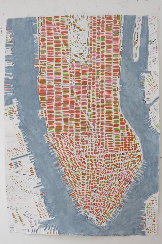 Barbara Macfarlane, Lychee Manhattan, 2014
