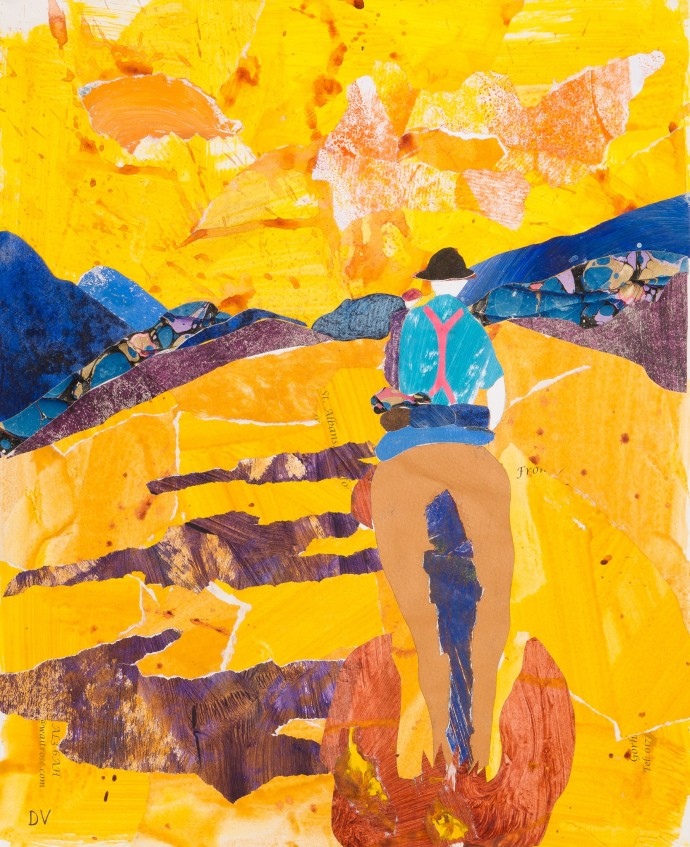 <div class=&#34;artist&#34;><strong>Dione Verulam</strong></div><div class=&#34;title&#34;><em>Remains Of The Day, Pyrenees</em>, 2016</div><div class=&#34;medium&#34;>collage</div><div class=&#34;dimensions&#34;>41 x 33 cm<br>16 1/8 x 13 in</div>