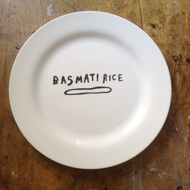 Stephen Anthony Davids, Basmati Rice, 2014