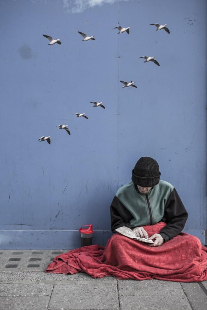 Derren Brown, Untitled 13, 2014